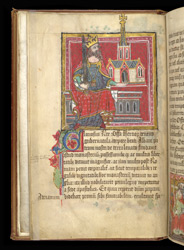 King Offa, In Thomas Walsingham, Catalogue Of the Benefactors Of St. Albans Abbey